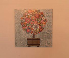 virágos fa